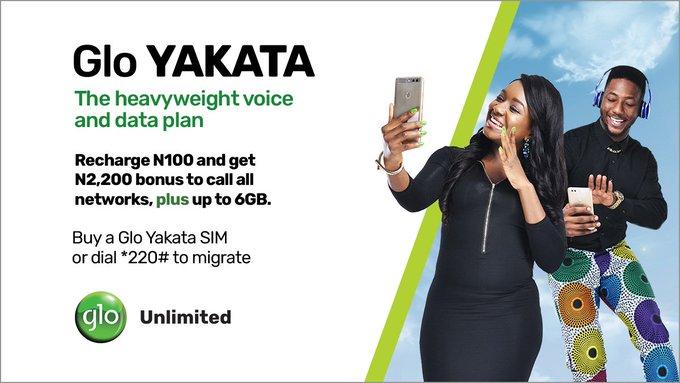 Guide to Activate Glo Yakata Data Plan