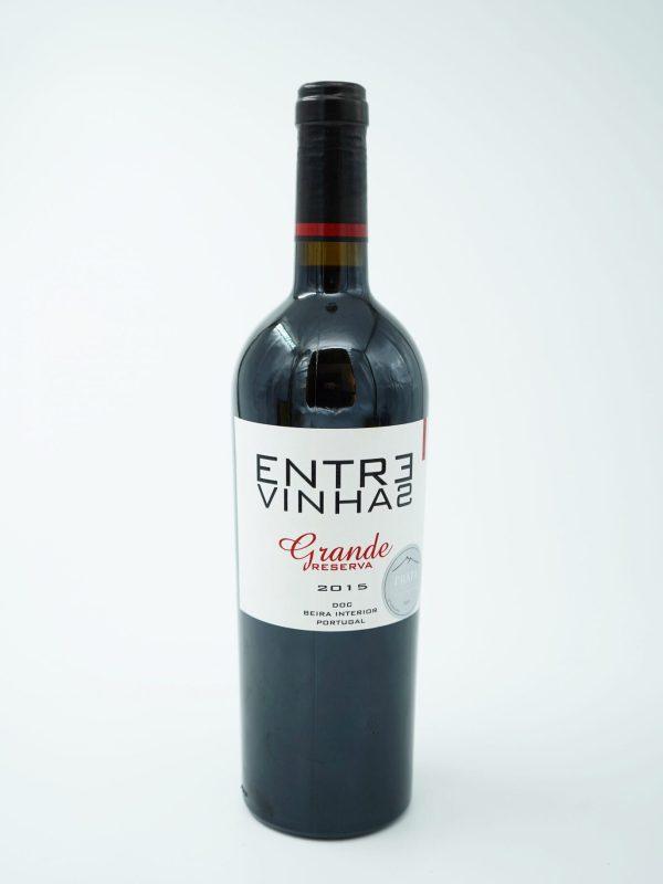 Vinho Tinto 750ml Entre Vinhas Grande Reserva 2015