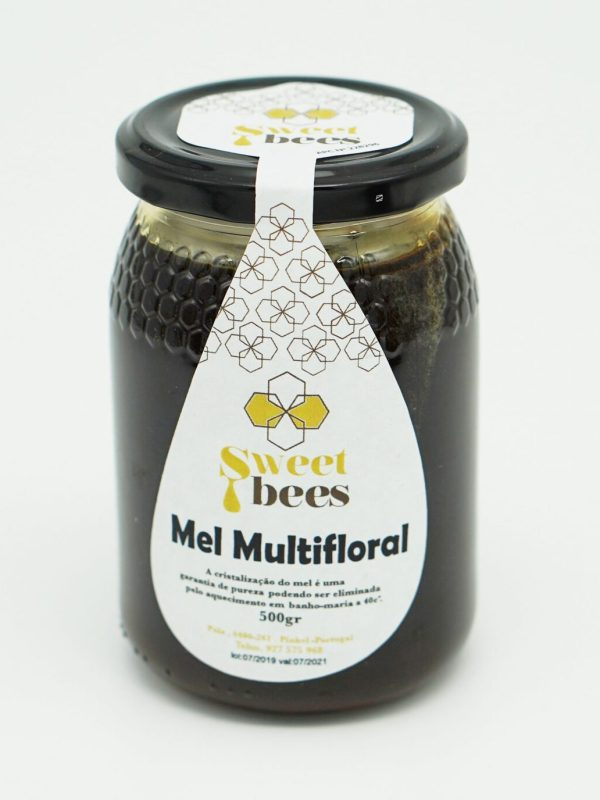 Multifloral Escuro 500g Sweet Bees