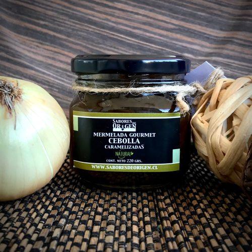 mermelada de cebolla caramelizada natural