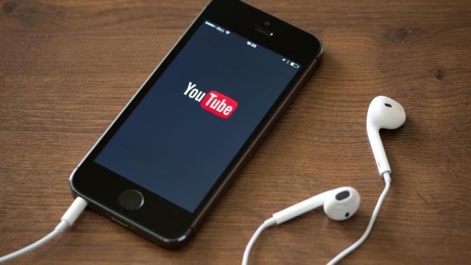 Música no Youtube