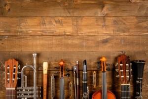 Projeto social de música