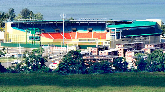 Estadio Isidoro Garcia