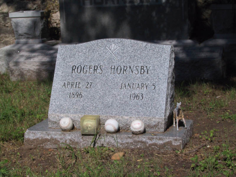 Rogers Hornsby(1)
