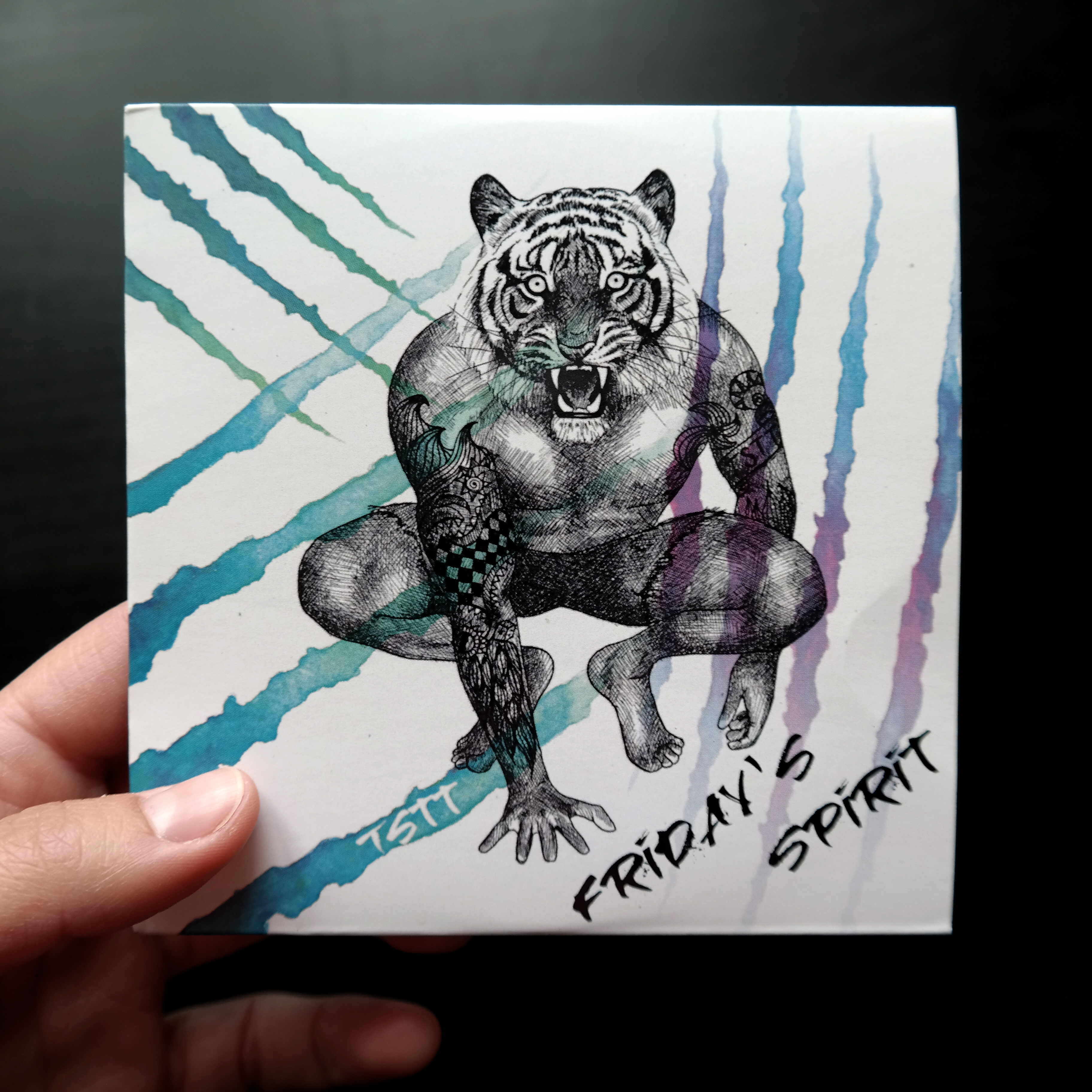 CD-Cover front