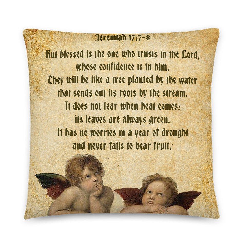 bible verse pillow sabrina gatto