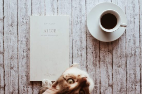 coffee book tag