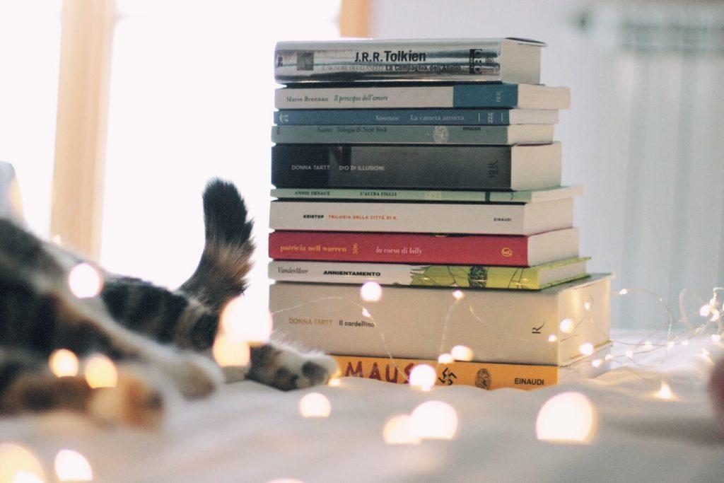 Libri preferiti del 2017