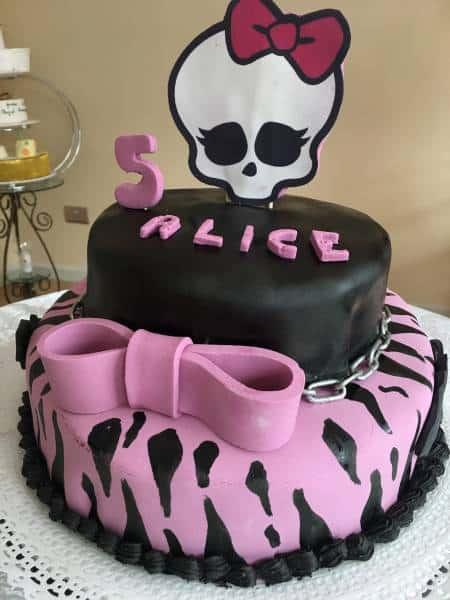 Torta de Cumpleaños Infantil Decorada