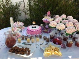 torta baby shower, Cupckas,tortas,fondart,bautizos,infantiles