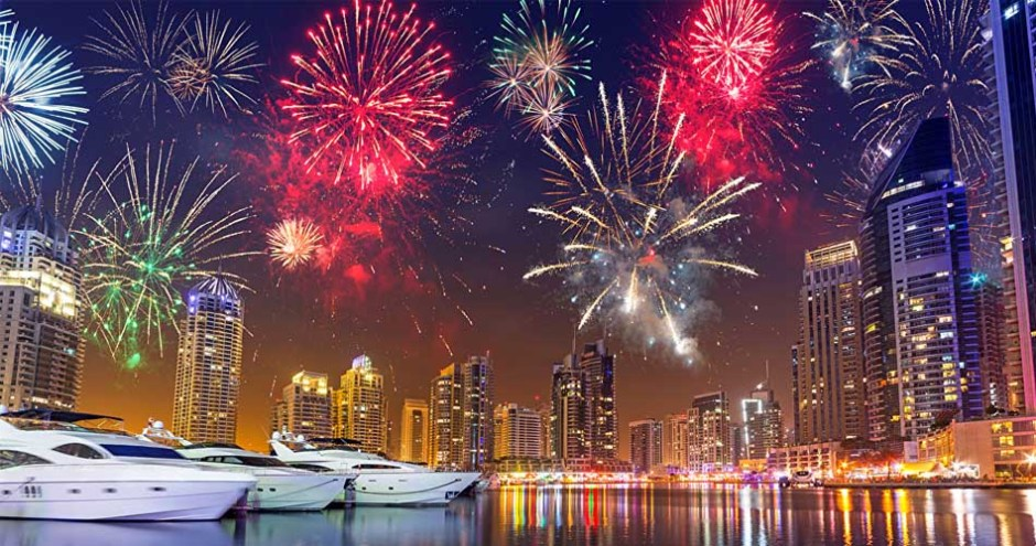 Dubai New Year Packages 2021 | New Year's Eve 2021 Tours