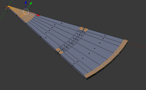 Ready for extrusion