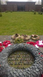 Langemark memorial