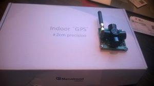 Marvelmind ultrasound beacon