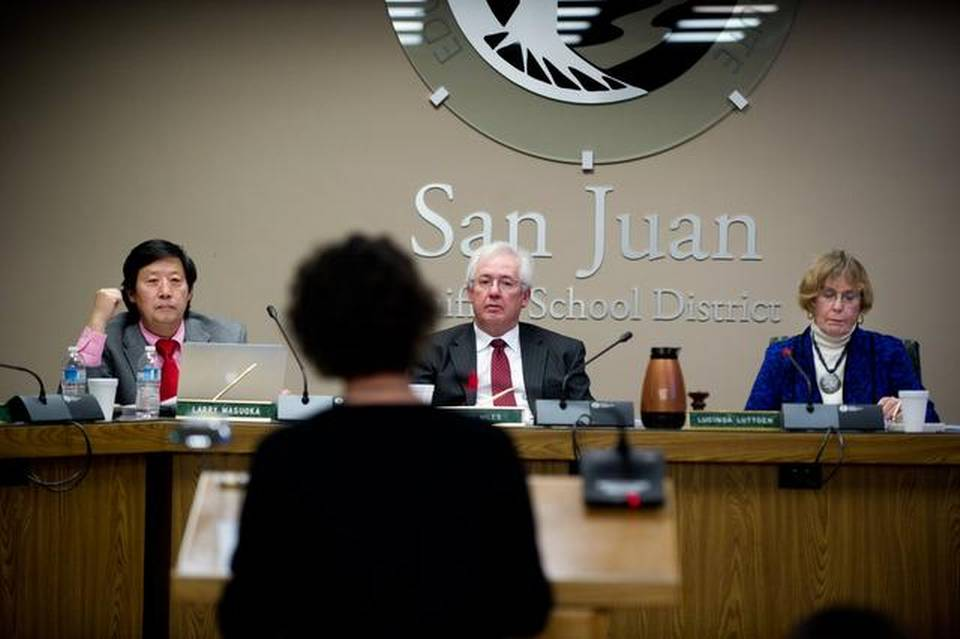 Trustees are to vote Dec. 3 on the SJTA pact and agreements with the San Juan Professional Educators Coalition, San Juan Supervisors Association and California School Employees Association Unit 127. Overall, all but about 150 of San Juan's nearly 5,000 employees would see the 4.5 percent raises.