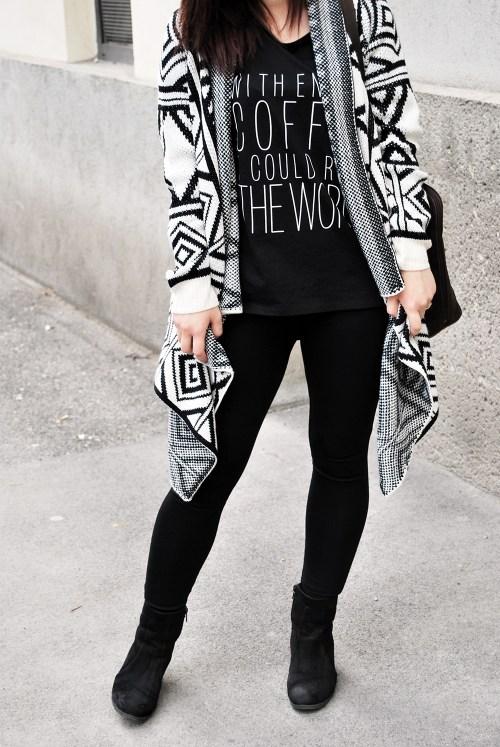 coffee, forever 21, shirt, geometric patterns, vienna, t-shirt