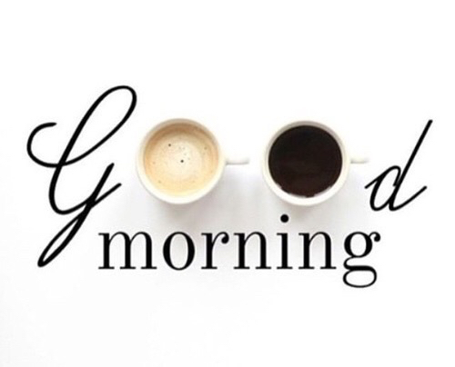 good morning, coffee, morning,