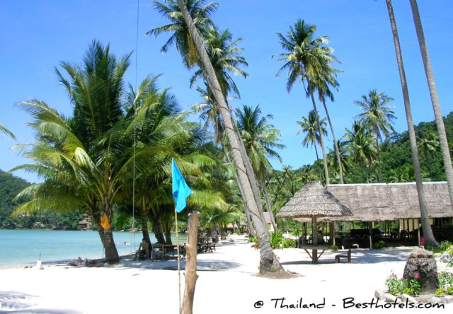 Koh Chang White Sand Beach thailand