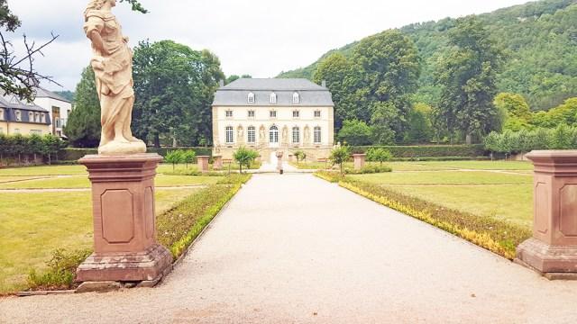 Echternach Luxembourg - Abbey Orangerie-