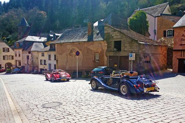 cars vianden luxembourg