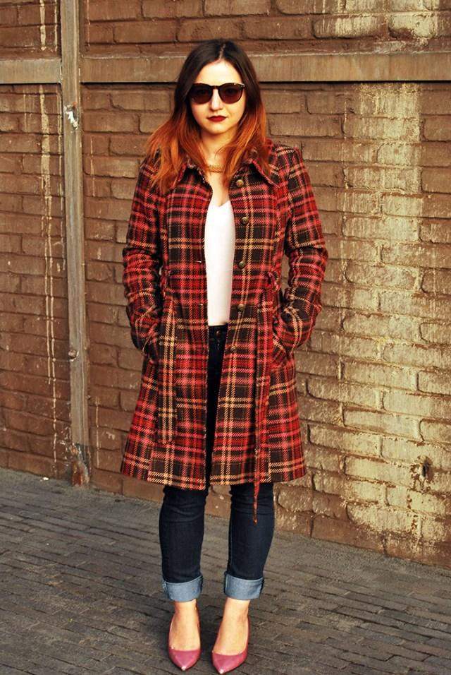 tartan coat 1