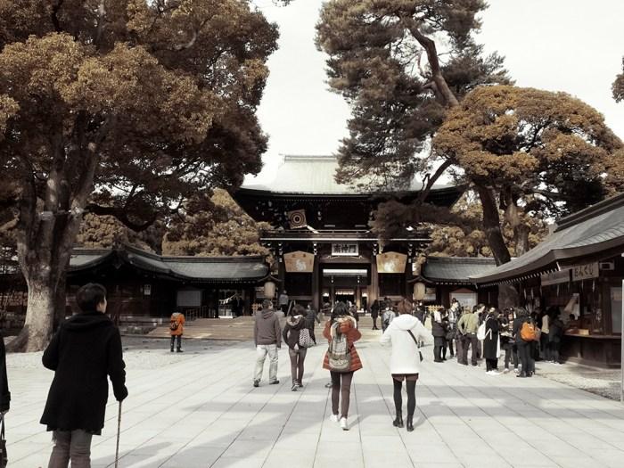 Tokyo Meiji Shrine_6
