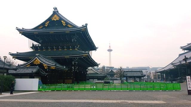 Kyoto_Higashi Honganji