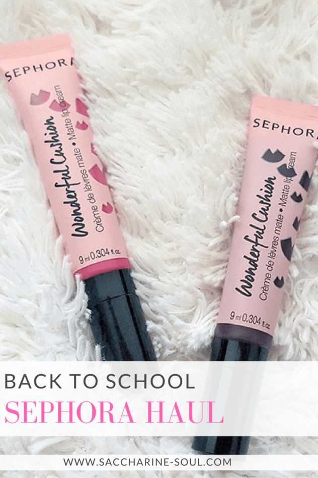 Are you interested in refreshing your makeup and beauty stash? Check out this Sephora haul post and see what I recommend. Find out if the cushion lipsticks are the new trend!