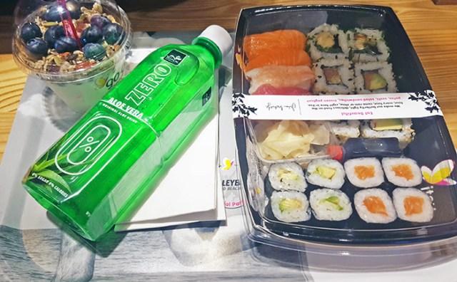 itsu sushi london