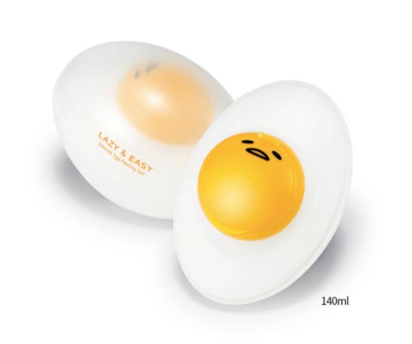 holika holika gudetama egg peeling gel
