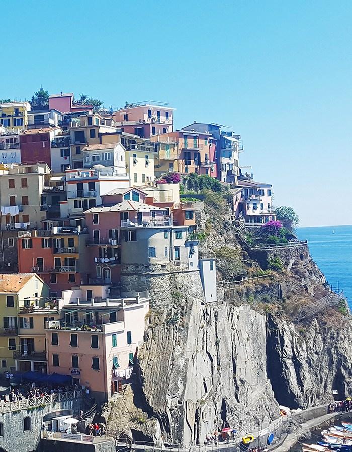 12 Hours in Cinque Terre