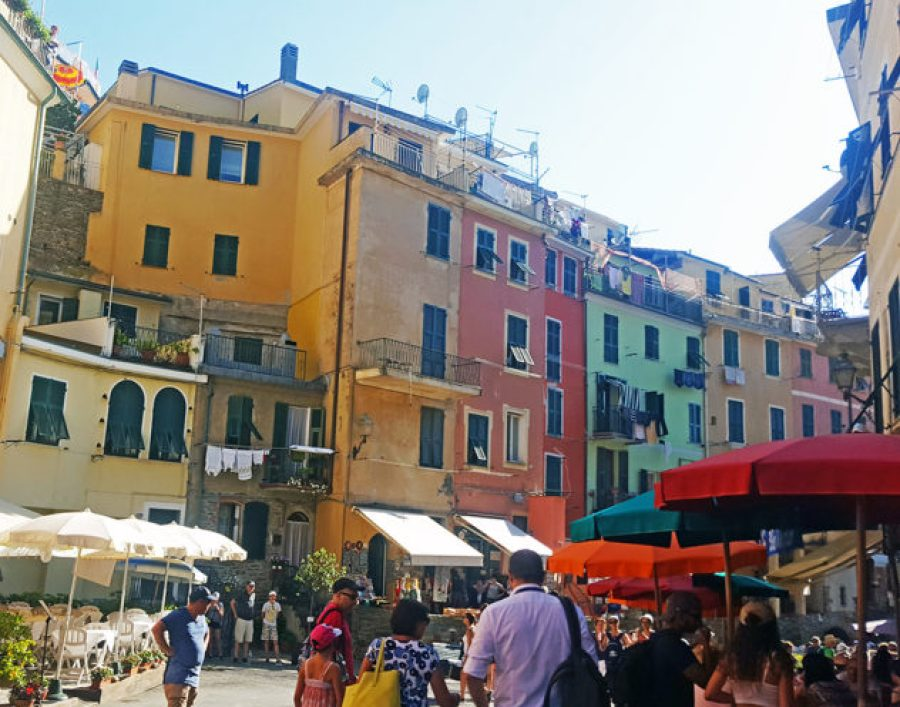 12 hours in Cinque Terre_inside Vernazza