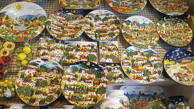 San Gimignano souvenirs_