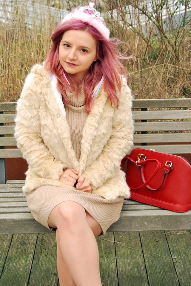Winter Wear - Cosy Knits and Faux Fur