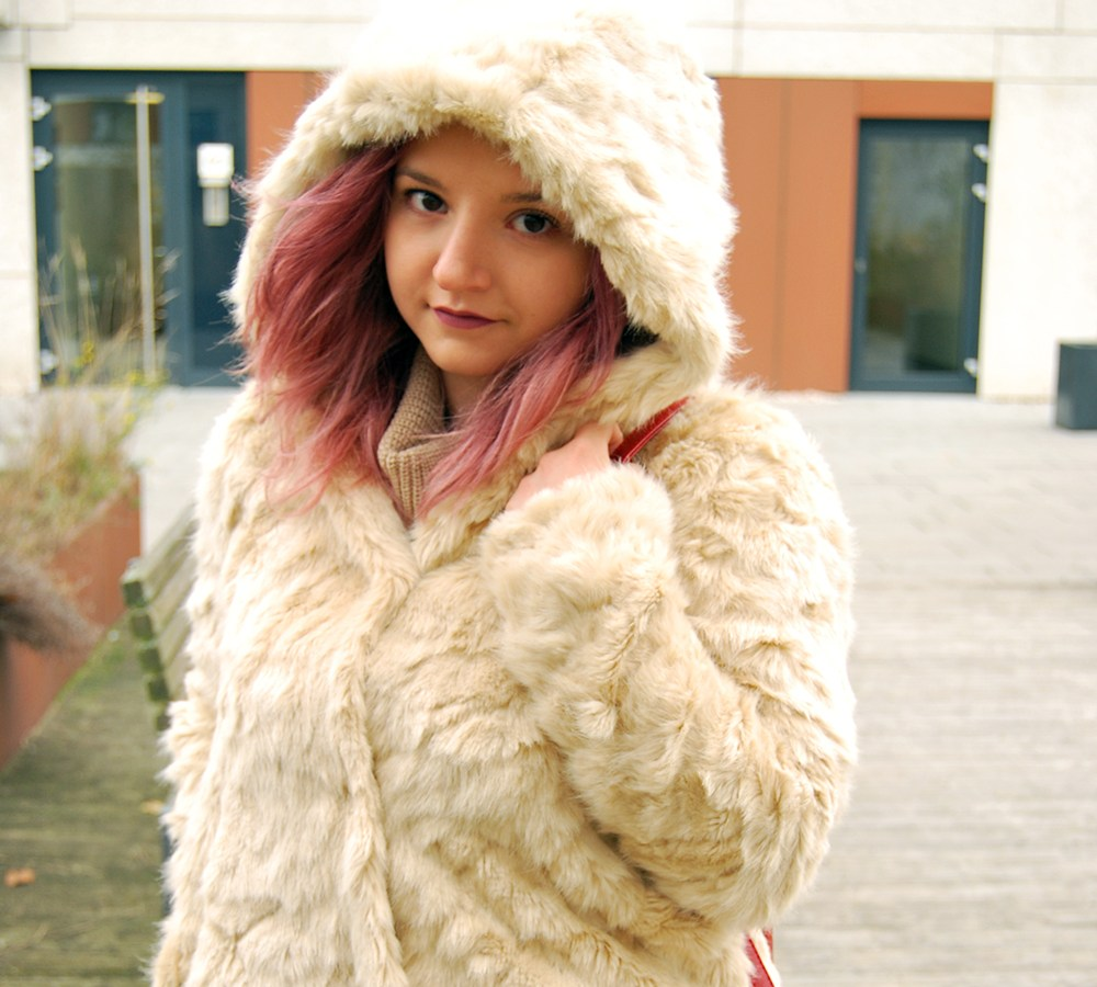 Winter Wear: Cosy Knits and Faux Fur