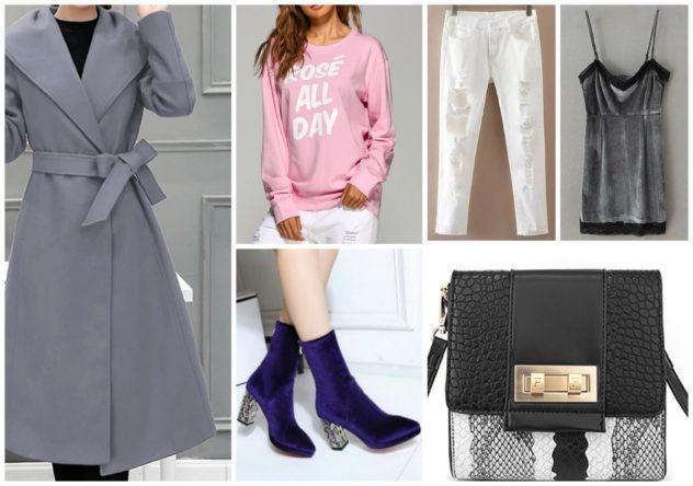 Dare to Wear Pink in Winter_Zaful wishlist