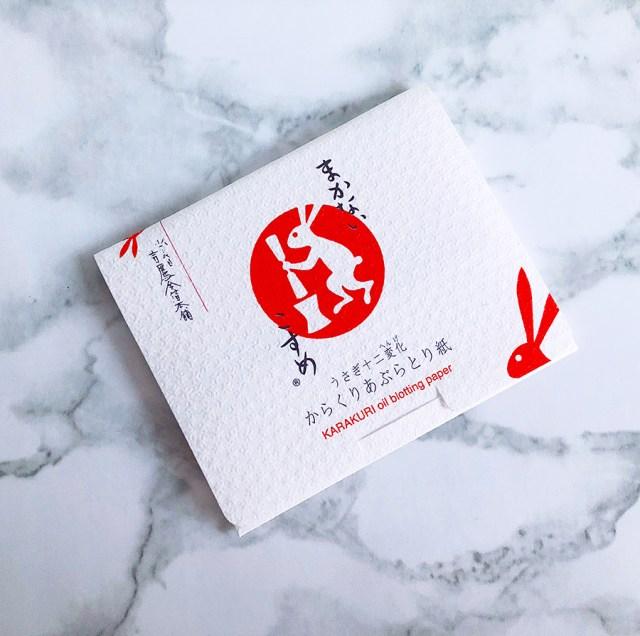 Makanai Cosmetic-Blotting Papers