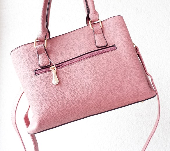 summer outfit pastel bag
