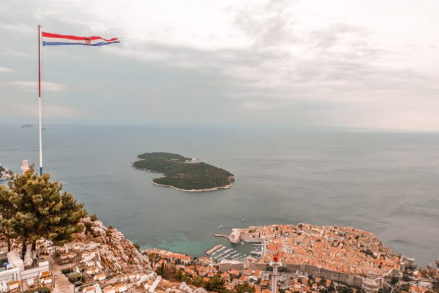 Best things to do in Dubrovnik_Cable Car By Day