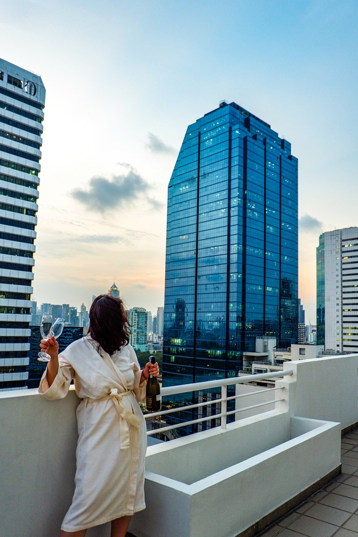 Best serviced appartments with a view in Sukhumvit, Bangkok