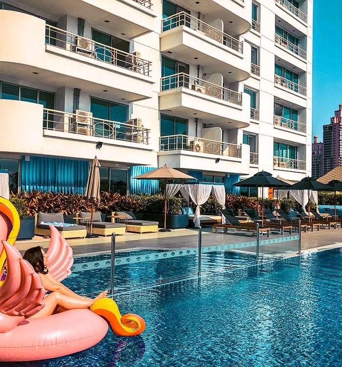 Where to stay in Sukhumvit, Bangkok: Shama Lakeview Asoke