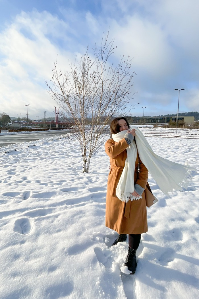 Types of winter coats for petites