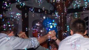 Ambiance bulles danse