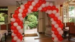Arches Ballons Chavanon