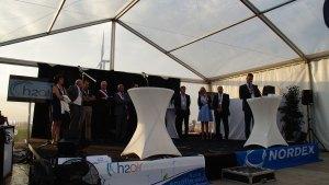 Inauguration H2air-Nordex