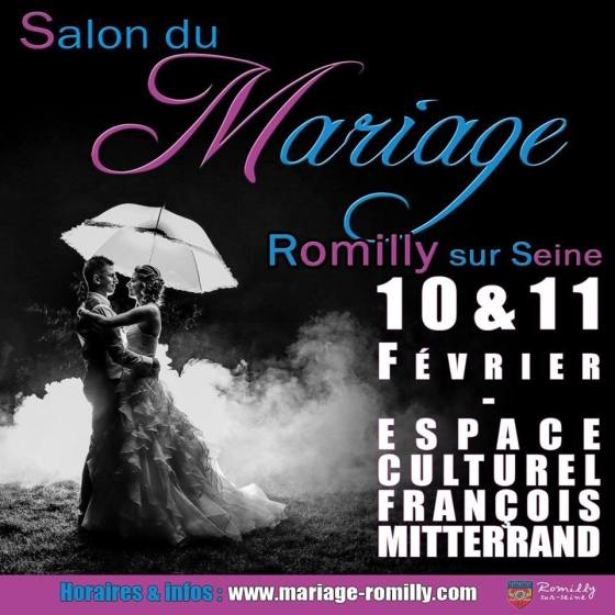 Salon du mariage 2018 Romilly