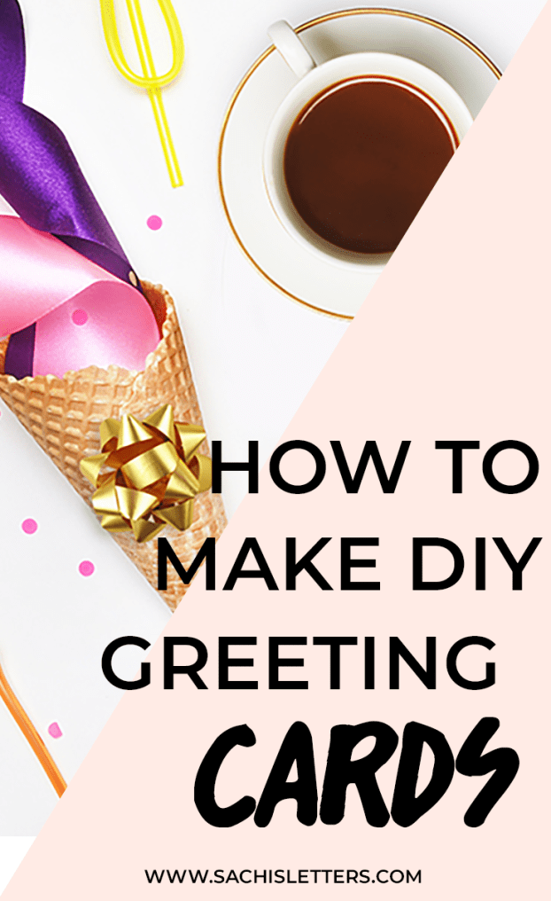 How to make DIY greeting cards