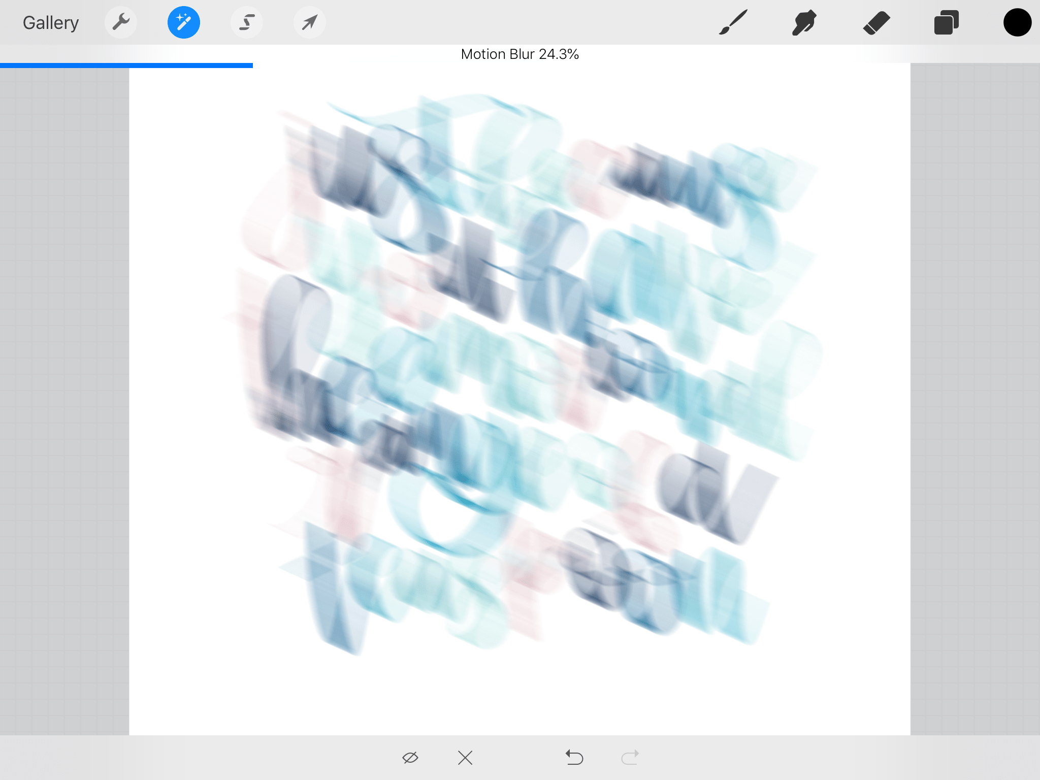 the ultimate guide to navigating procreate sachi s letters