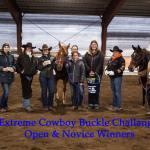 Extreme Cowboy Race Buckle Challenge