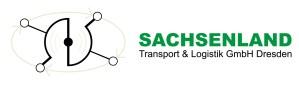 Logo Sachsenland Transport & Logistik GmbH Dresden